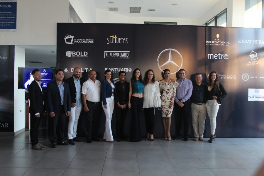 Mercedes Benz Fashion Night