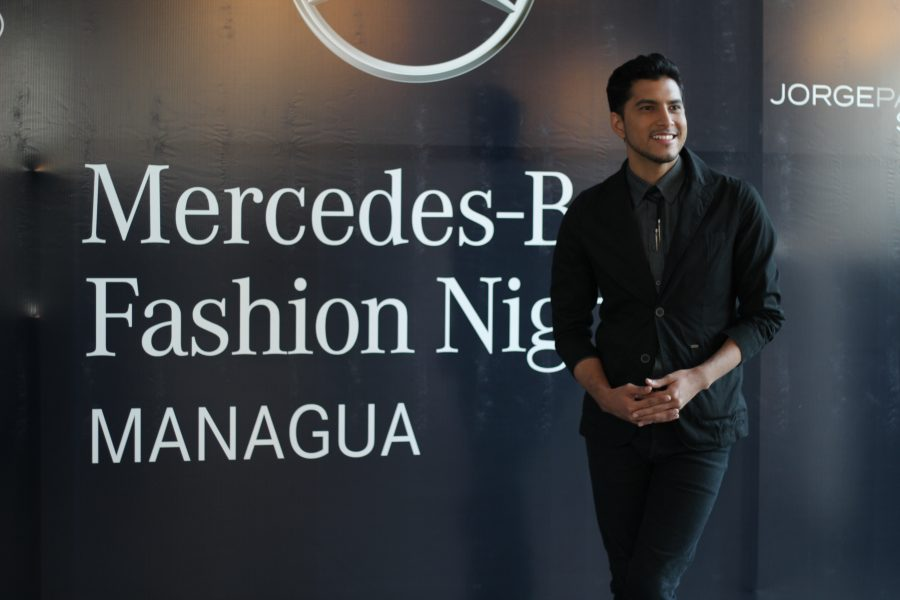 Mercdes Benz Fashion Night Carlos René Cruz